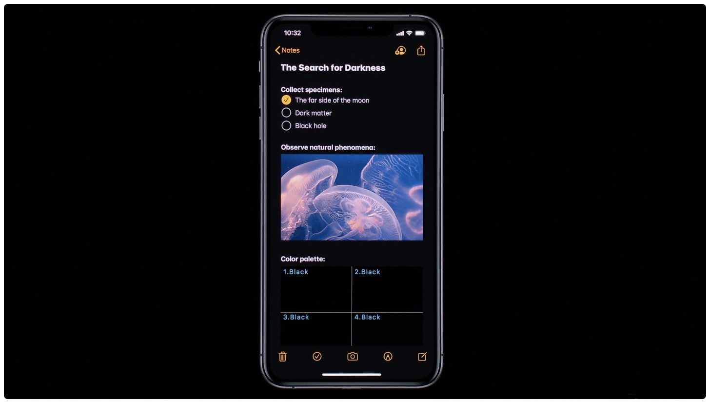 iOS 13 gains Dark Mode, more speed, Street View-like