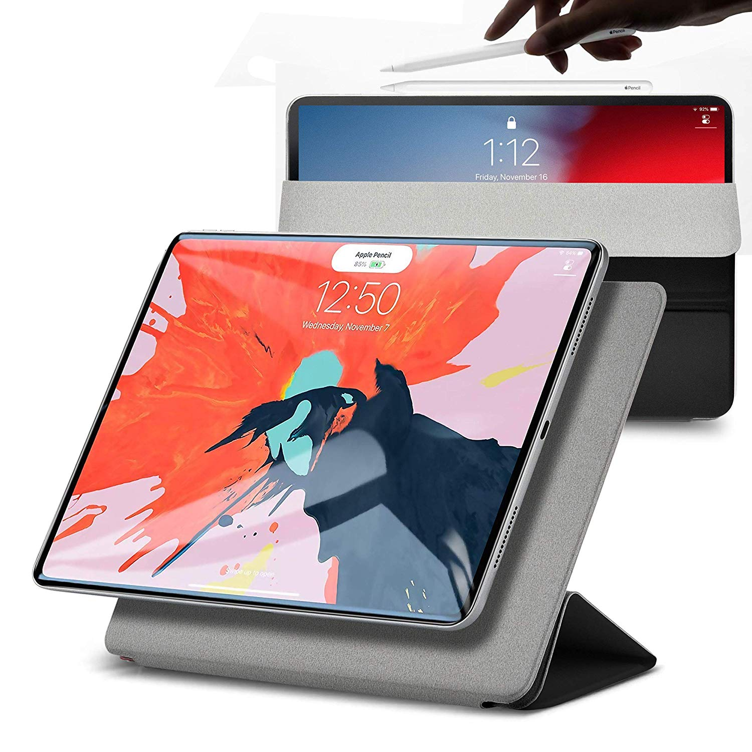 rooCASE for 12.9-inch iPad Pro