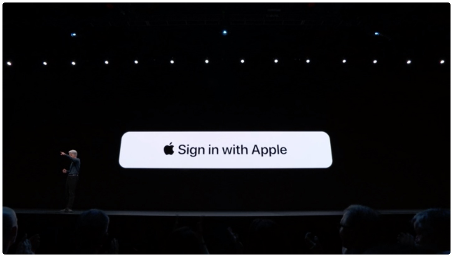 Google's login chief says Sign In with Apple will make
