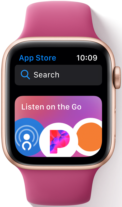 watchOS 6 introduces an App Store for the Apple Watch