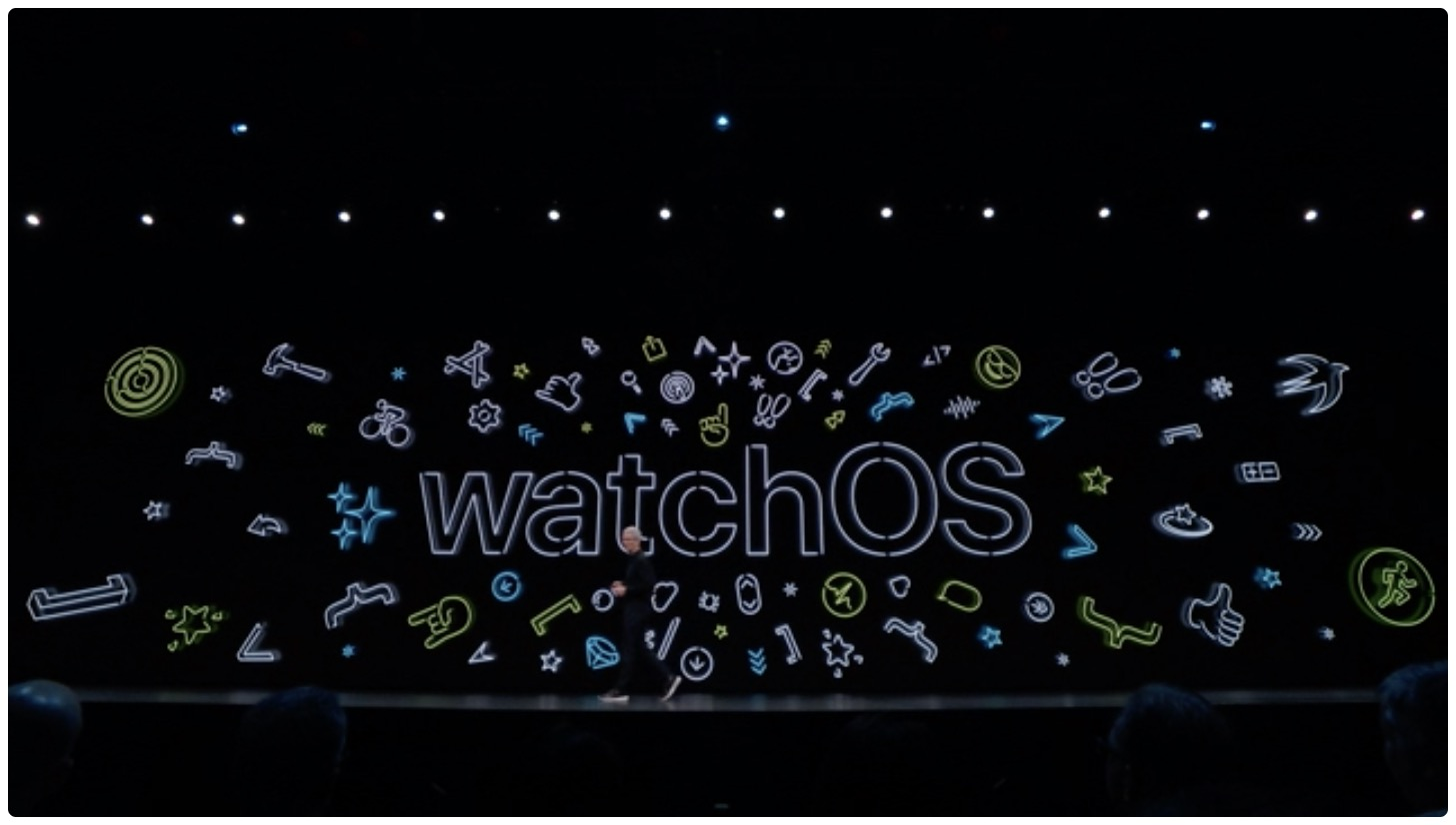 Taptic Time for Apple Watch in watchOS 6