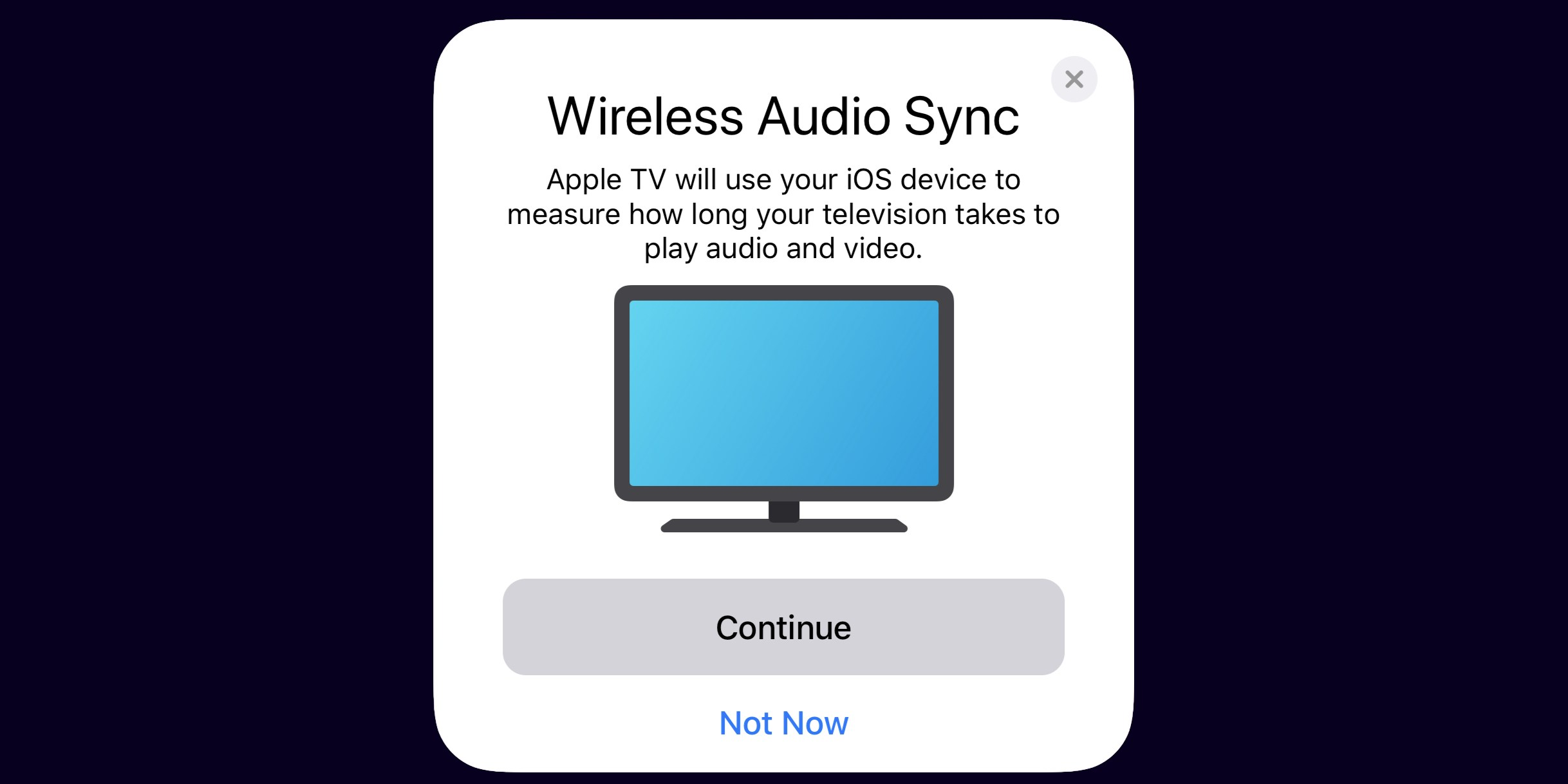 iOS 13 lets you use your iPhone mic to fix audio lag behind