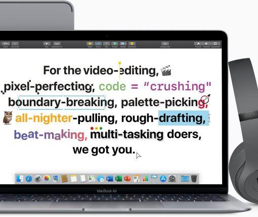 Apple's 2019 back to school promo