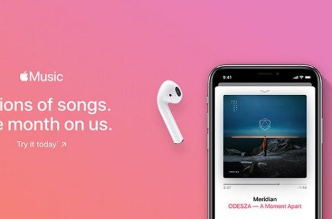 Apple Music offering extra free month to trial users who didn't