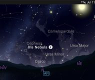 Astronomy apps for iPhone - SkySafari