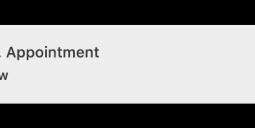 Calendar Event Alert Mac