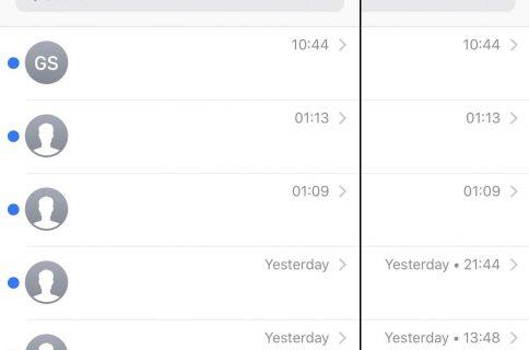 MessageColors lets you add color gradients to the Messages app
