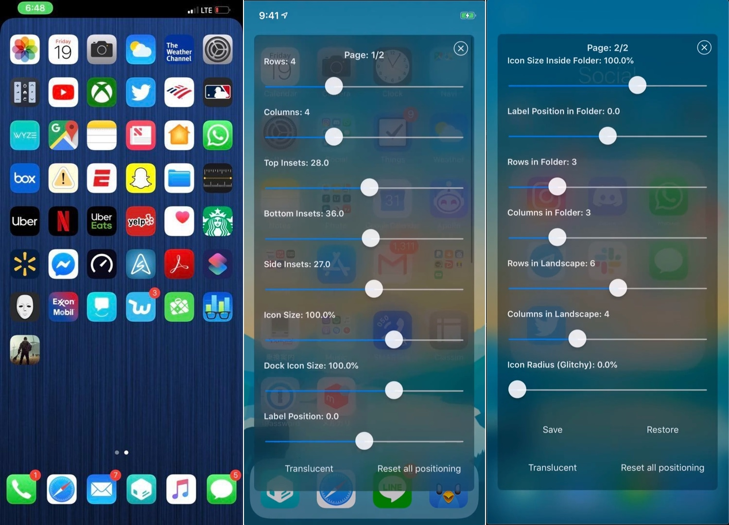Iconator2 Lets You Take Control Over Your Iphone S Home Screen Layout
