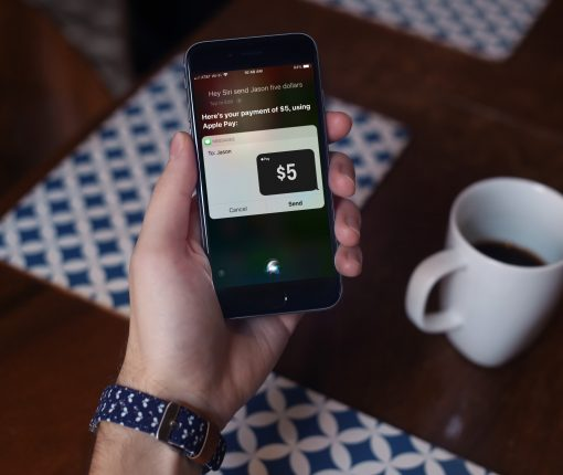 Pay with Apple Pay Siri