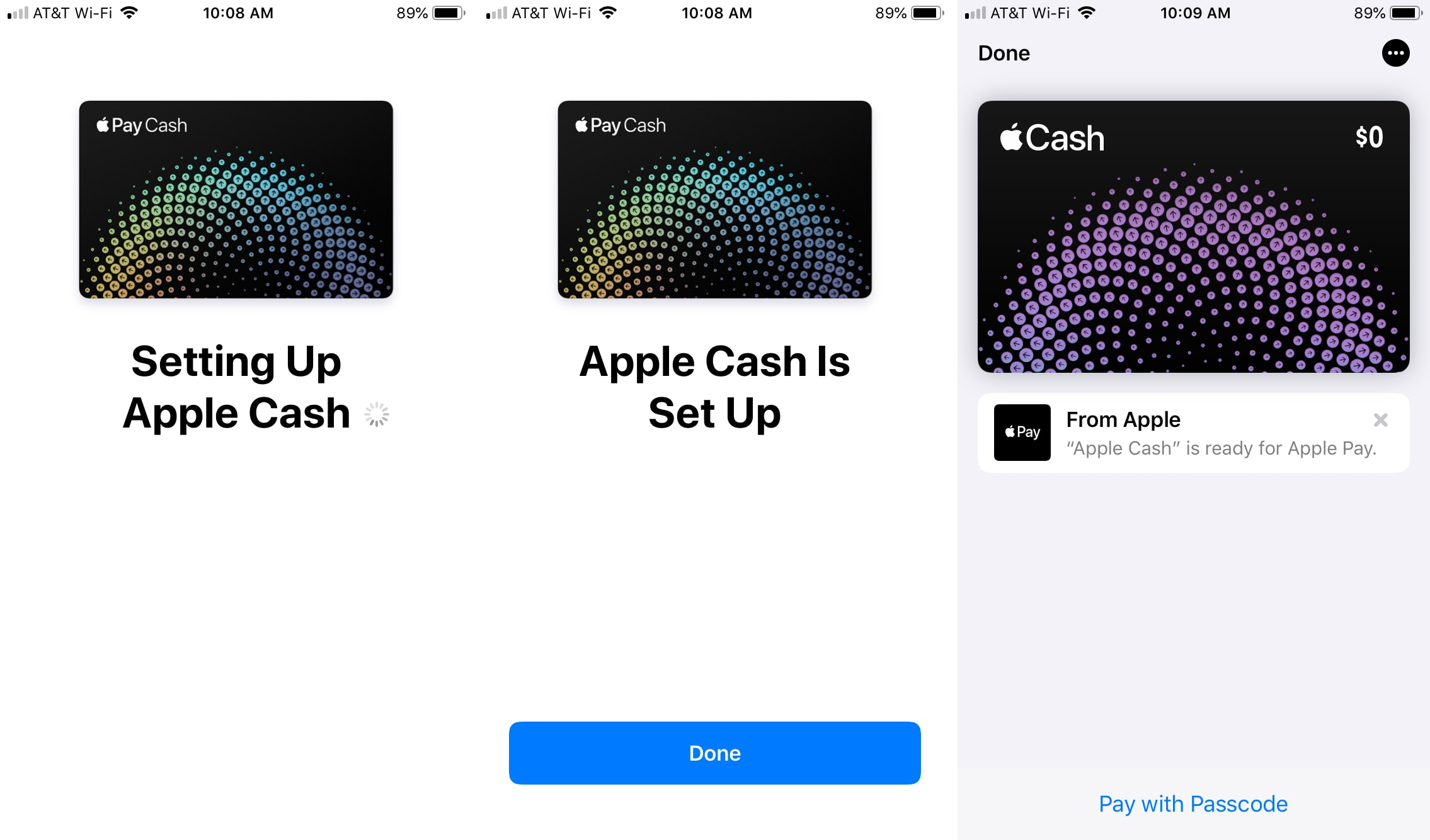 Set Up Apple Pay iPhone Ready