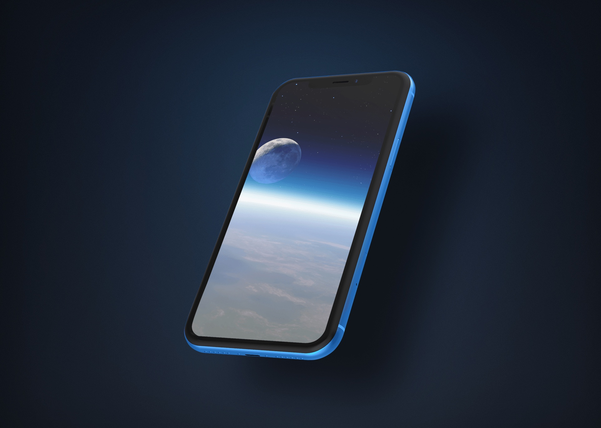 Wallpapers of the week: Earth's Moon