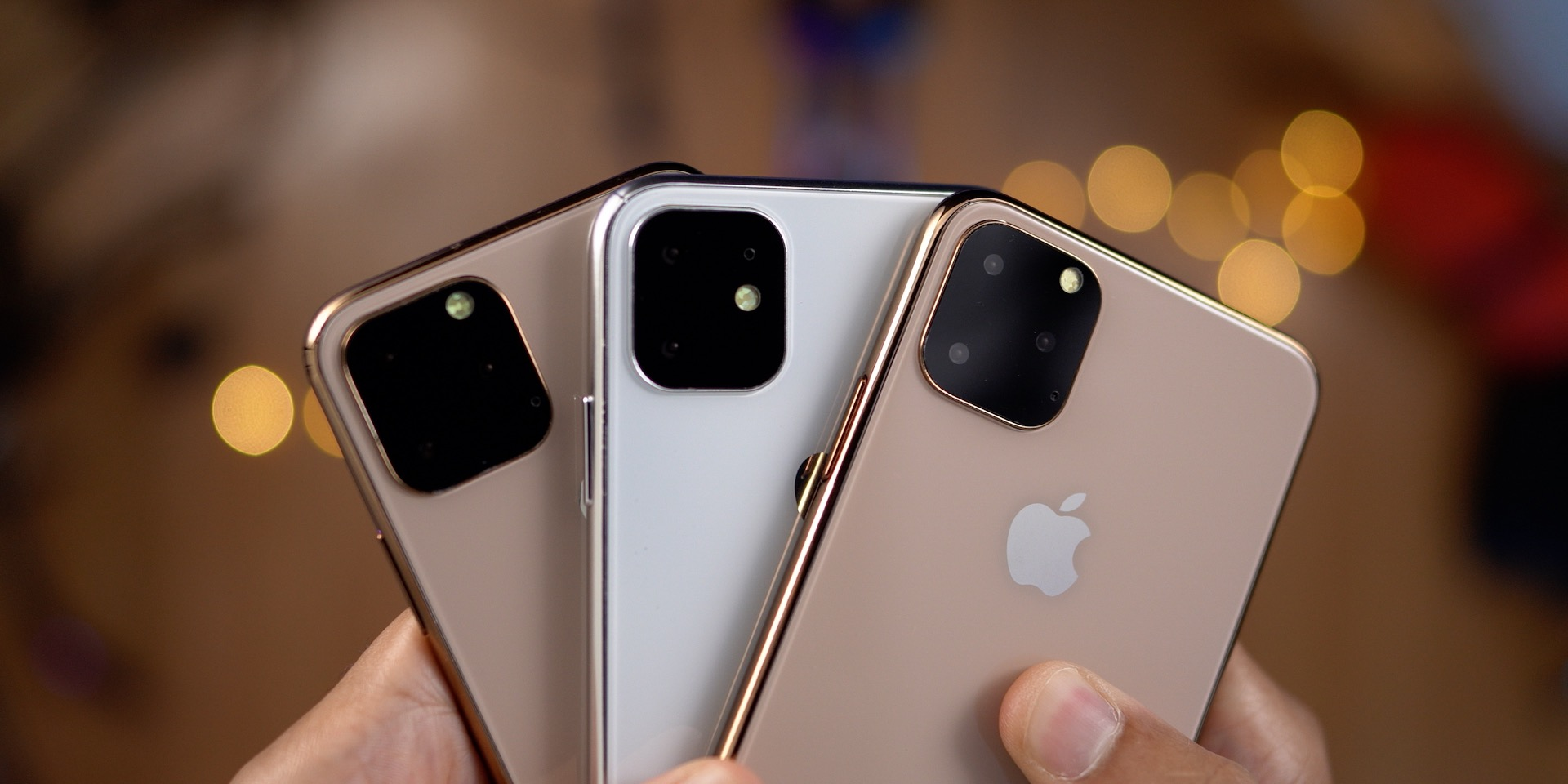 iPhone 11 will debut a new coprocessor, let you apply effects when shooting video in real time