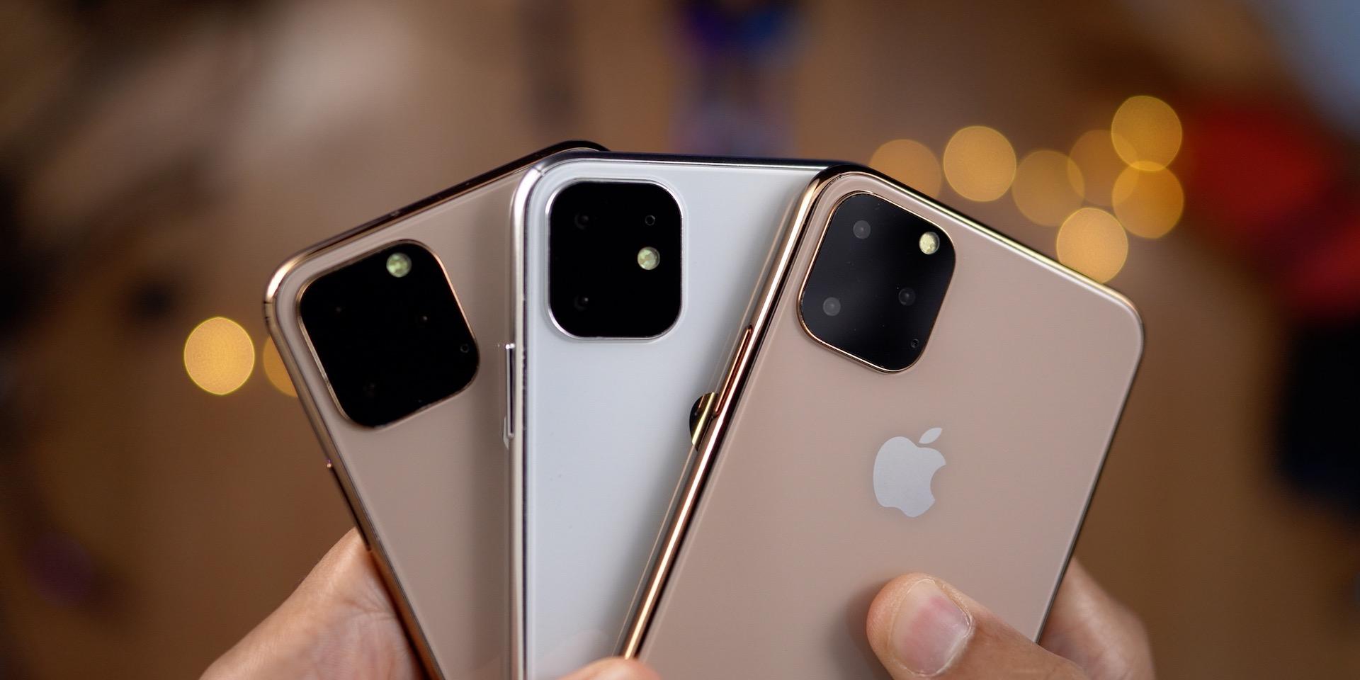 iPhone 11 dummy models