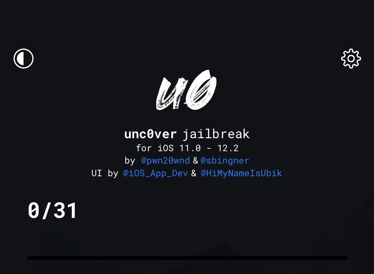How to jailbreak iOS 11 0-12 3 beta 1 with unc0ver