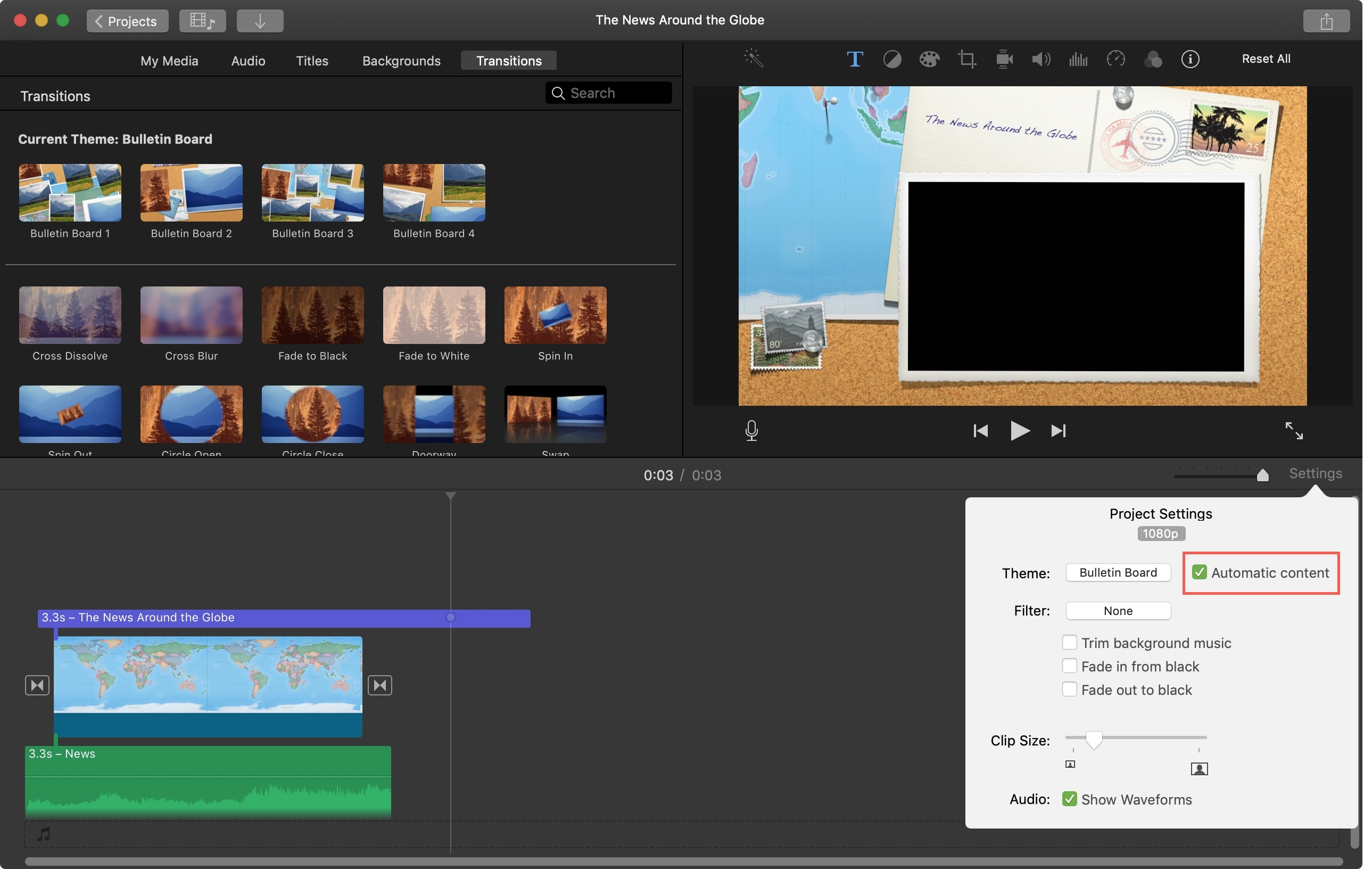 How to add, edit and delete iMovie Transitions on Mac and iOS