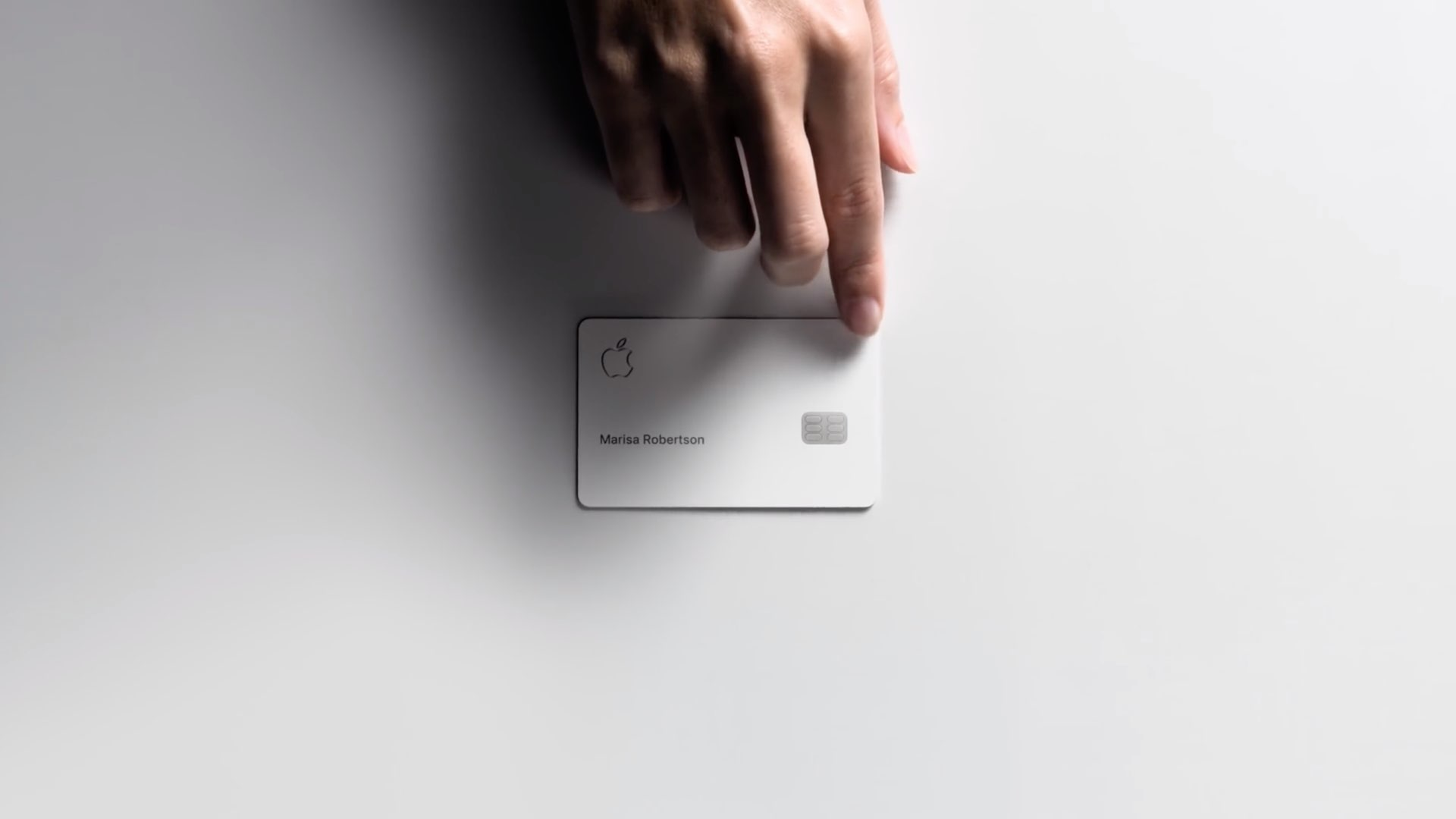 Apple Card statement