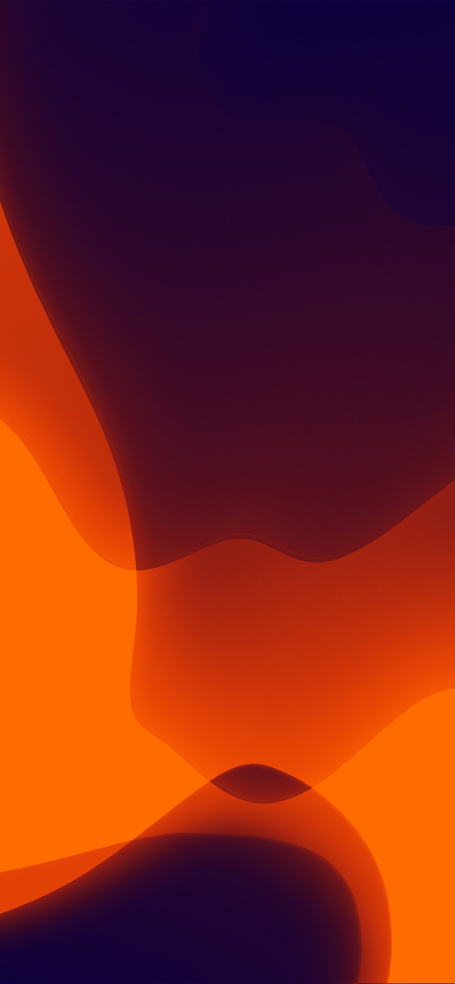 Ios 13 Wallpaper In Various Colors For Iphone And Ipad
