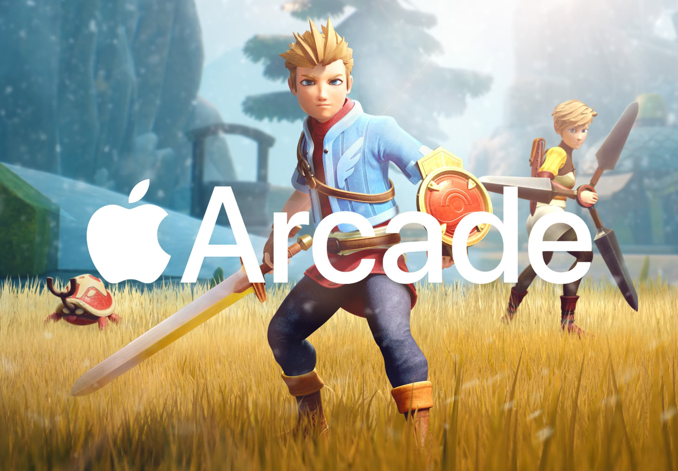 Oceanhorn 2 Golden Edition now available on Apple Arcade