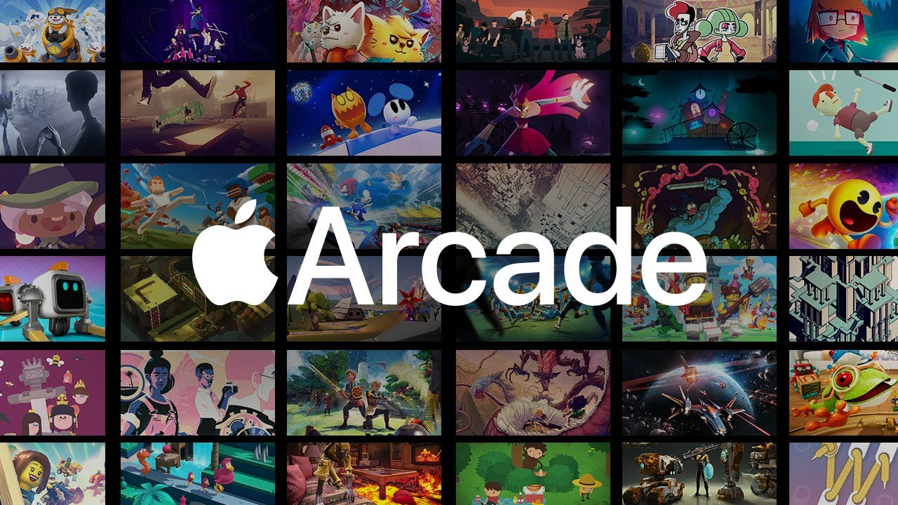Apple Arcade adds Monomals, The Mosaic, Star Fetched, Super Mega Mini Party, and Jumper Jon