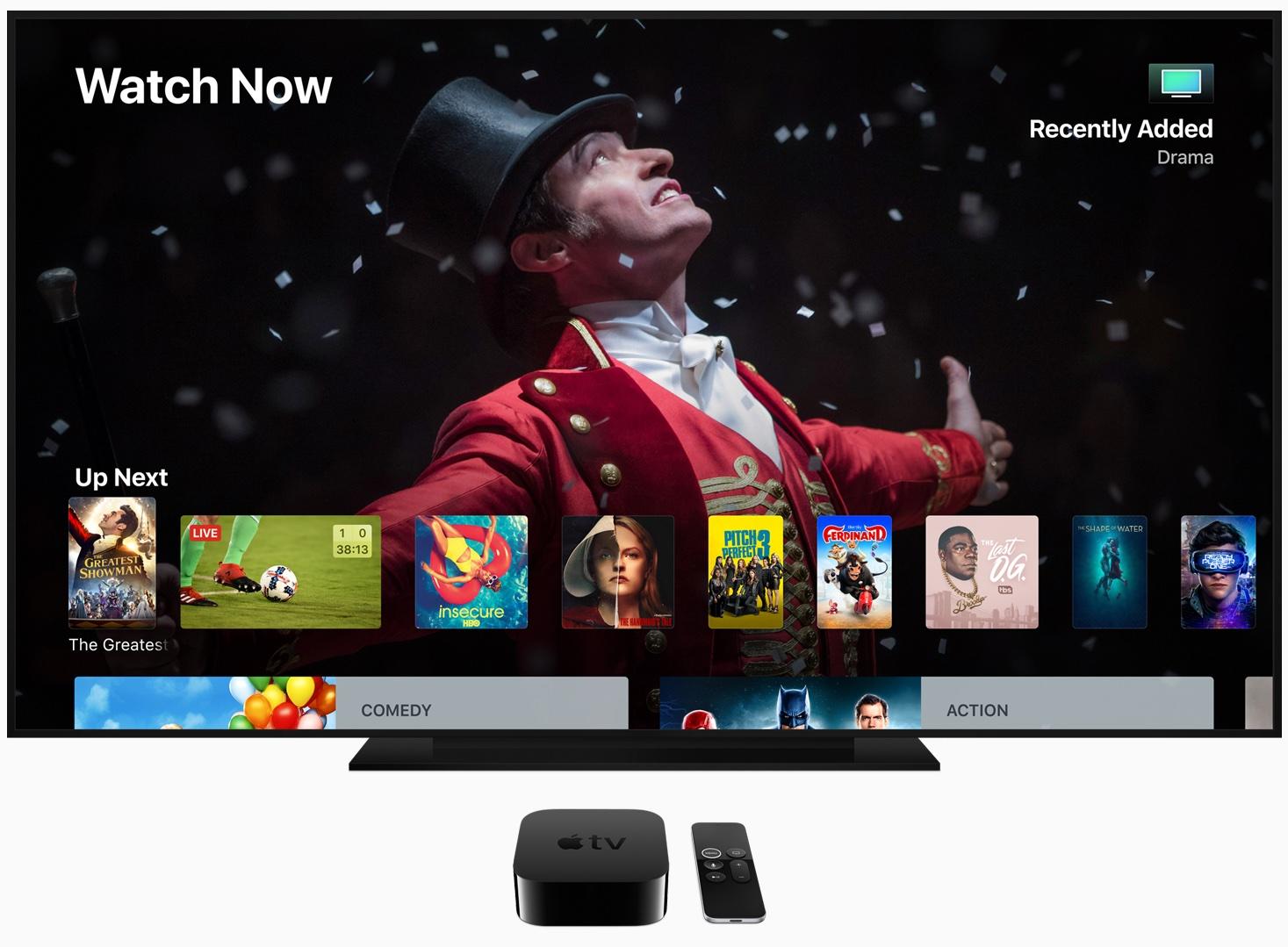 Apple seeds tvOS 13.2 beta 1 to developers