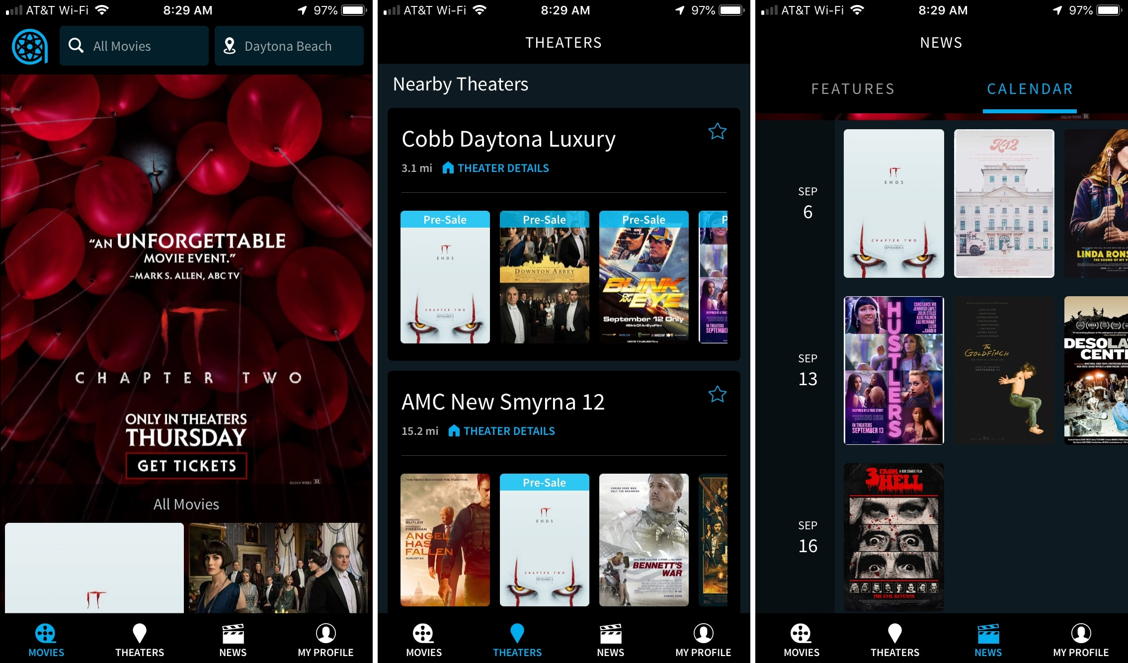 The Best Iphone Apps For Movie Theaters And Tickets