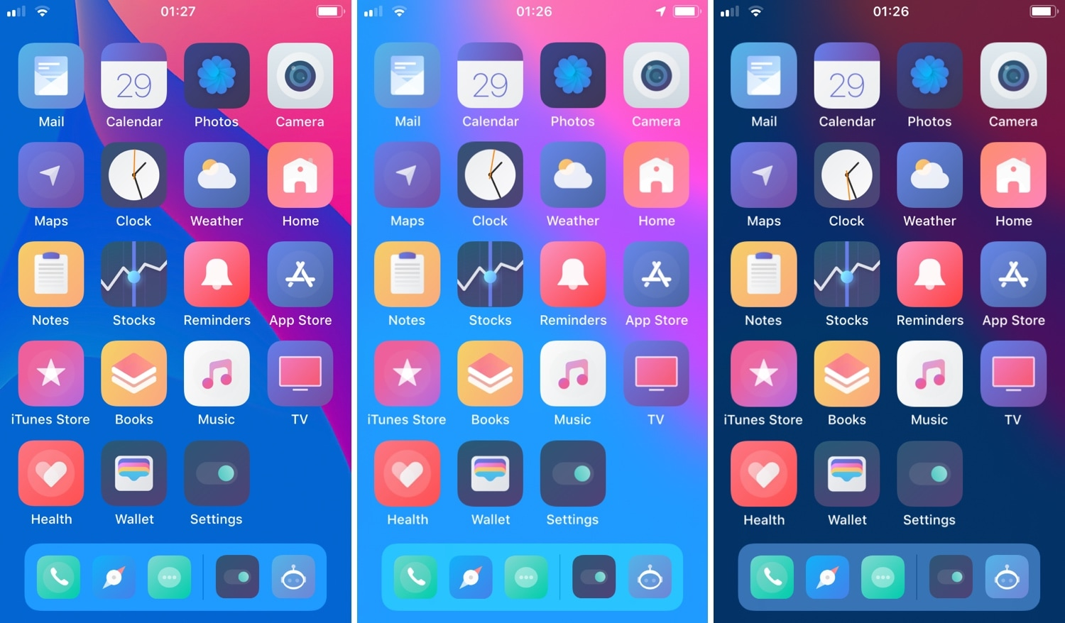 Give Your Iphones Wallpaper A Subtle Blur With Blurrypaper
