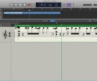 Score Editor GarageBand Mac