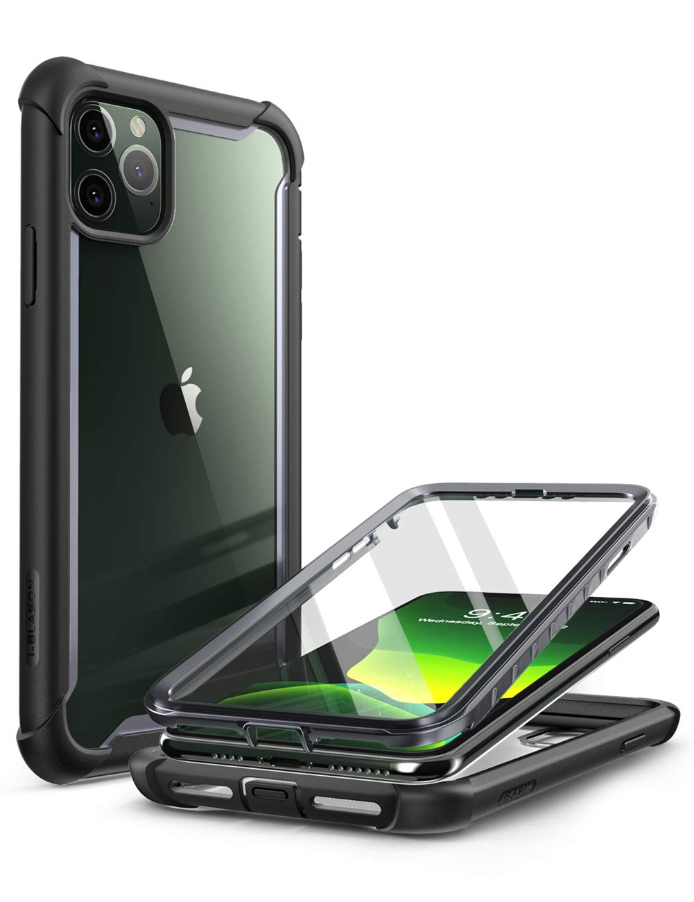 iPhone 11 Pro Waterproof Case Heavy Duty Protection Full Sealed Cover