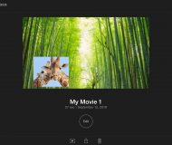 iMovie Picture in Picture iPad