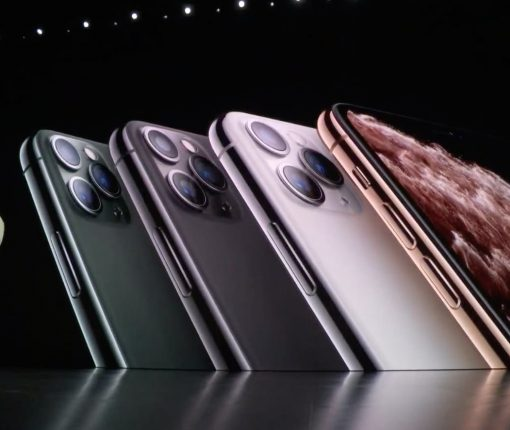 Apple's iPhone 11 Pro comes in a new green color, along with white, space gray, and gold.