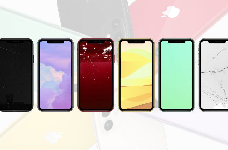 Iphone 11 Wallpapers In Matching Colors