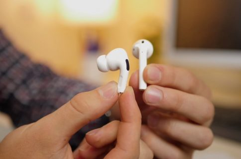 Airpods Pro Firmware Version Updated To 2d27
