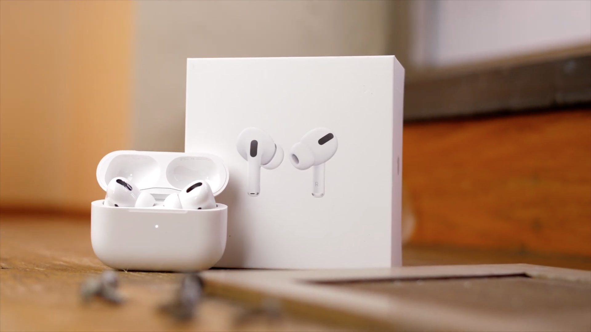 Airpods Pro Our Very First Impressions Video