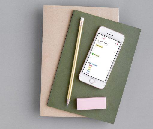 Best Bullet Journal Apps for iPhone - Taskade