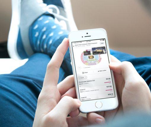 Best Event Ticket Apps iPhone - StubHub