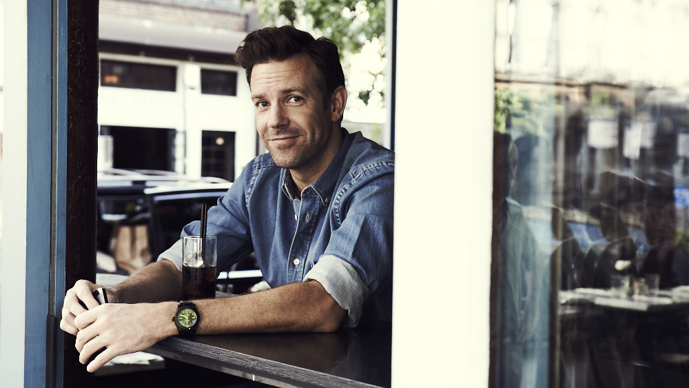 Jason Sudeikis will star in 'Ted Lasso' comedy for Apple TV+