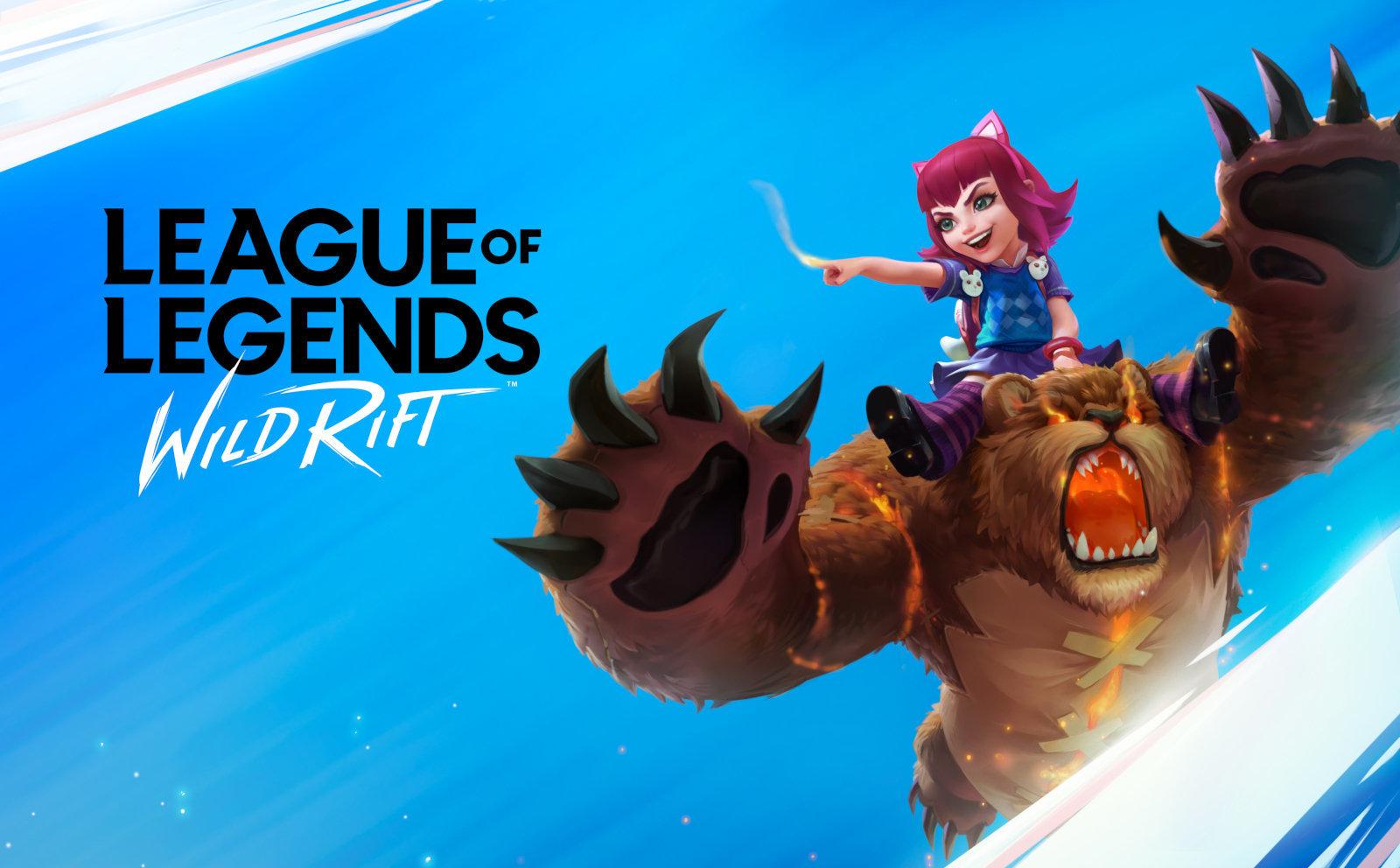 League Of Legends Wild Rift Has Been Confirmed To Hit App