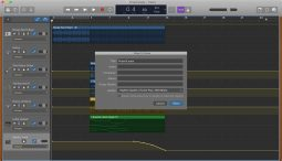 Share a song in GarageBand on Mac