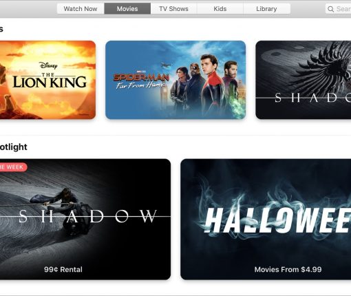 TV App Movies Mac