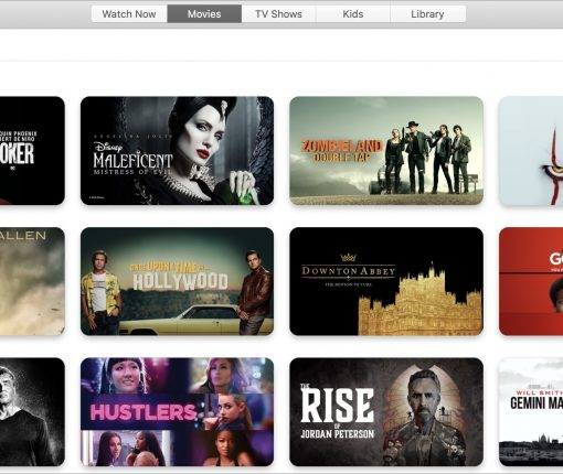 Top Preoders TV App Mac