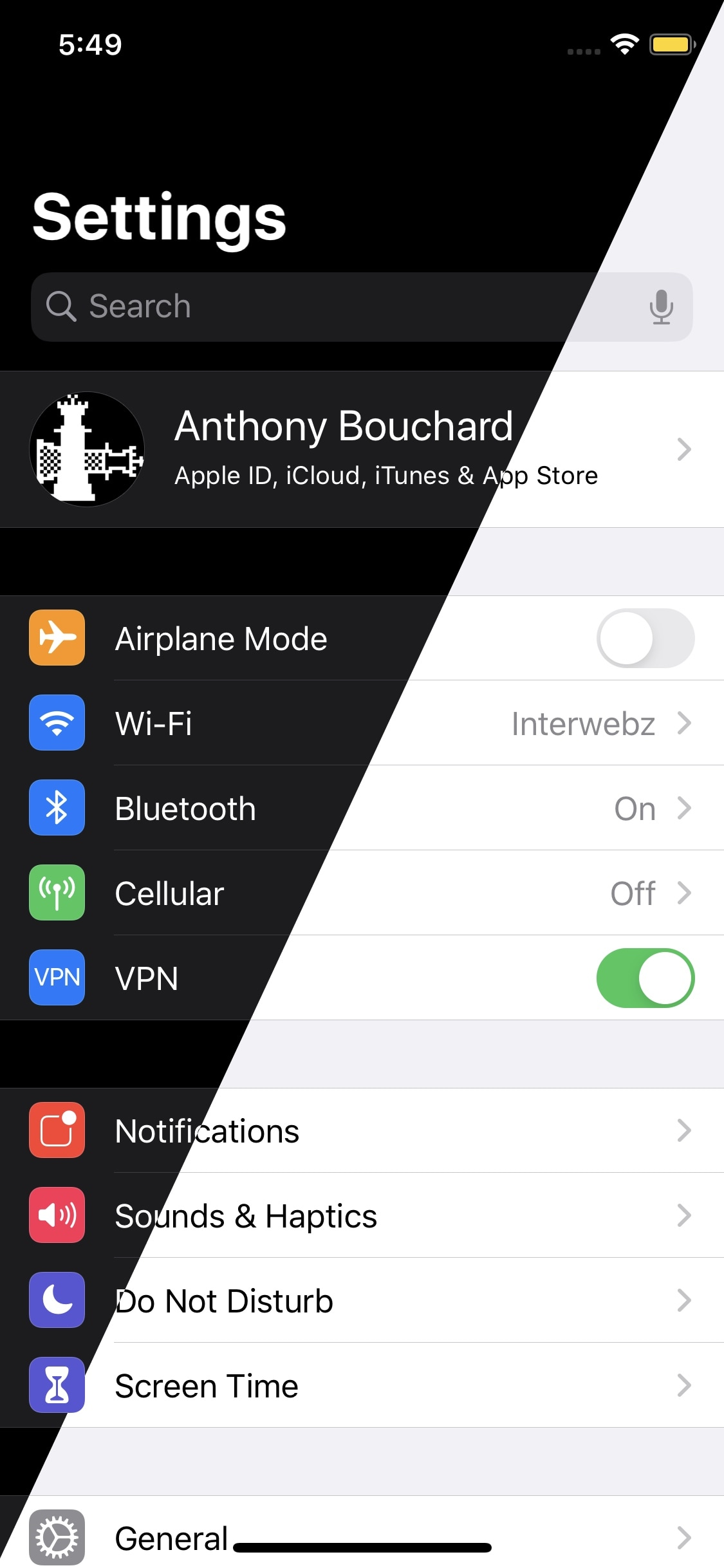 lightsout jailbreak tweak