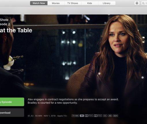 Apple TV+ Download Mac