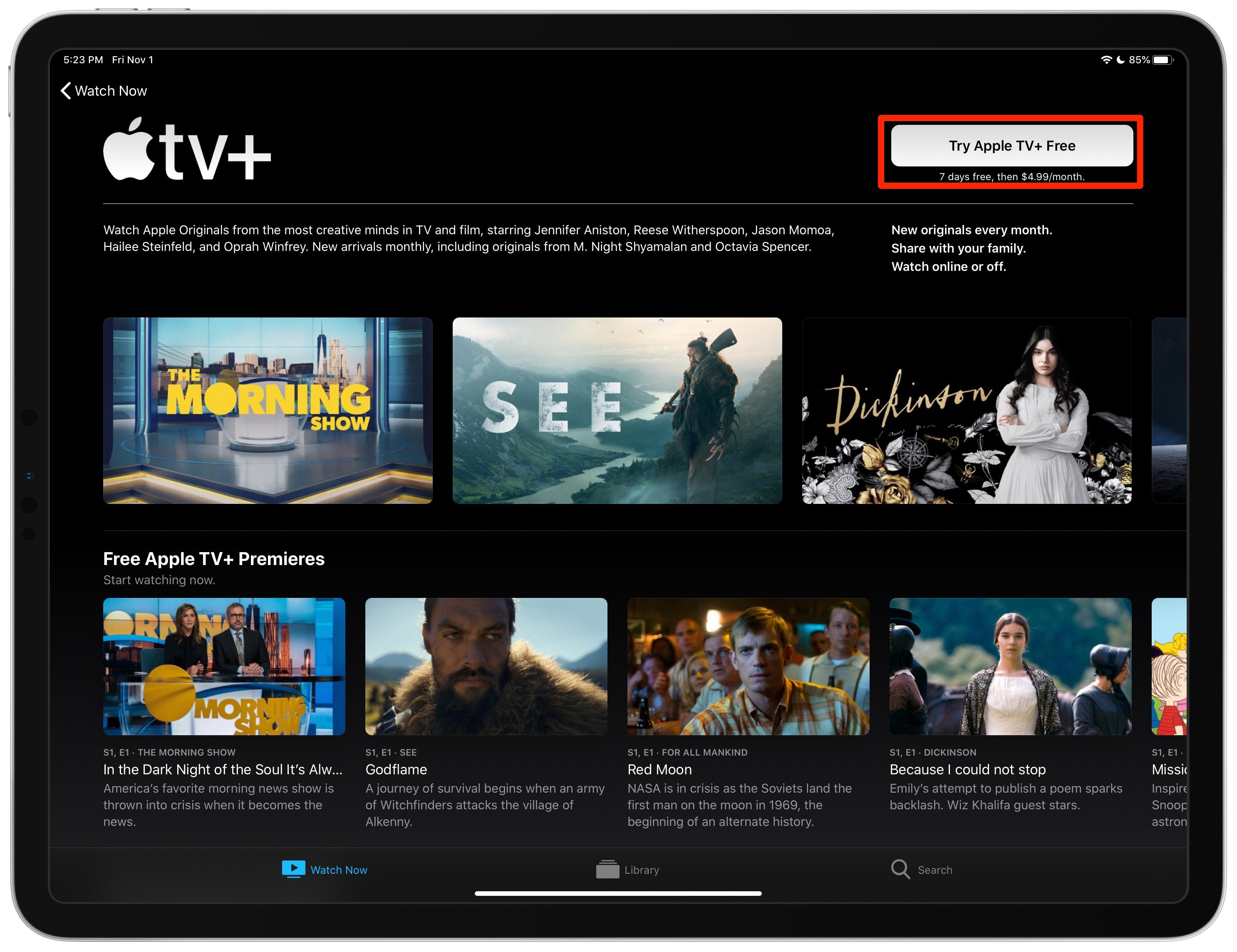 4 طرق للحصول على خدمة +Apple TV مجانا