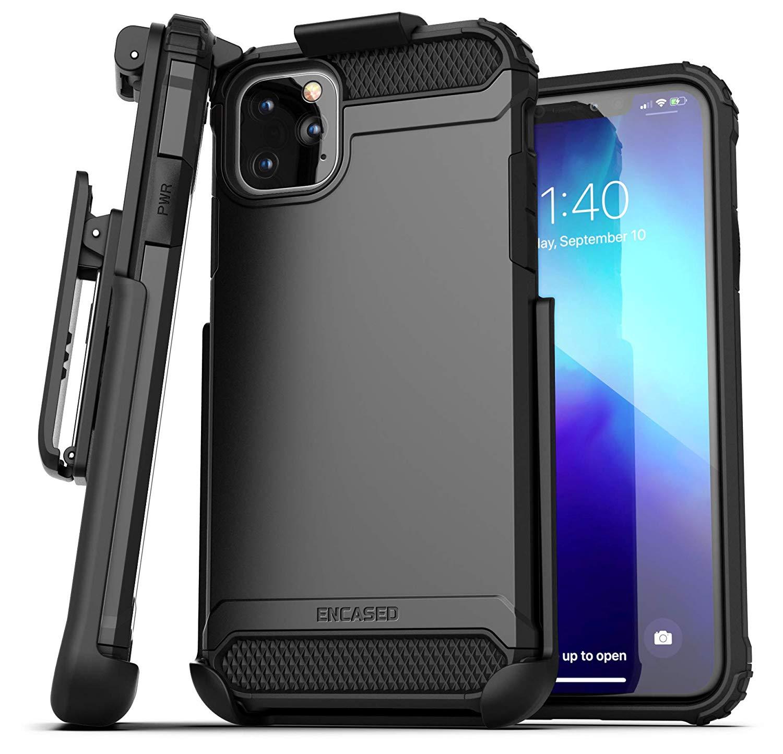 Encased iPhone 11 belt clip case