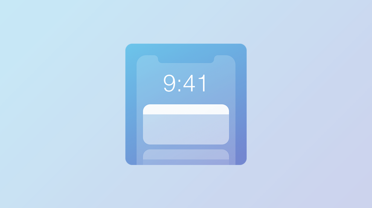 LockWidgets