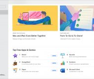 Mac App Store Discover on Mac