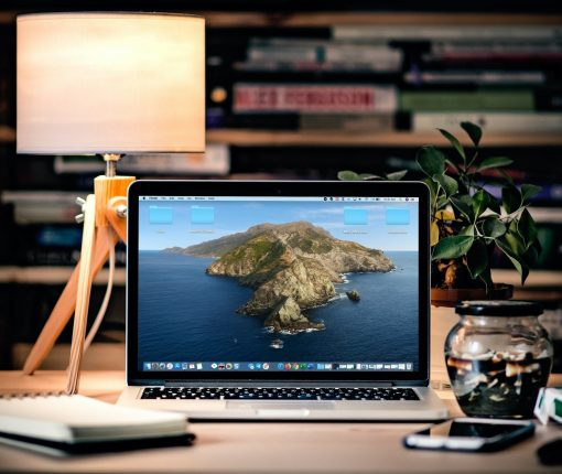 Organize Mac Desktop - MacBook