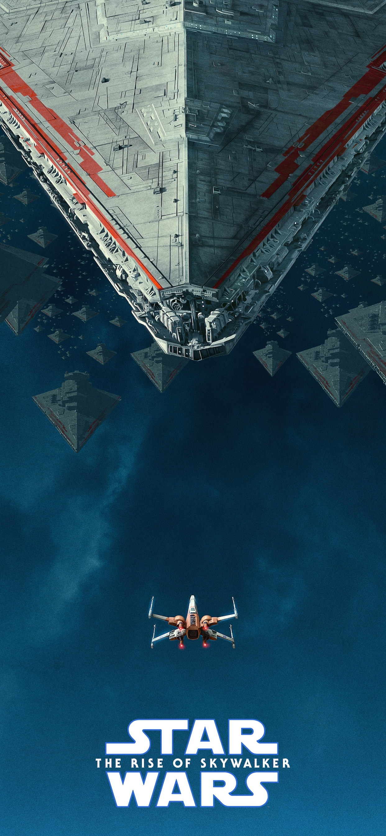 Star Wars Rise of Skywalker Dolby Poster iPhone wallpaper