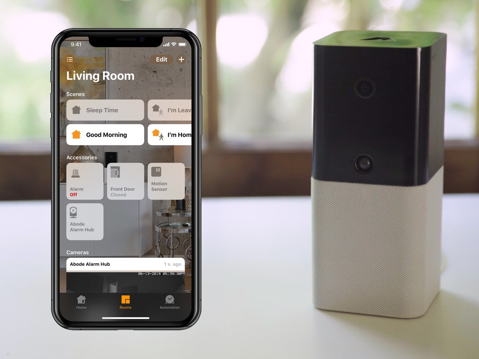 Adobe Iota HomeKit