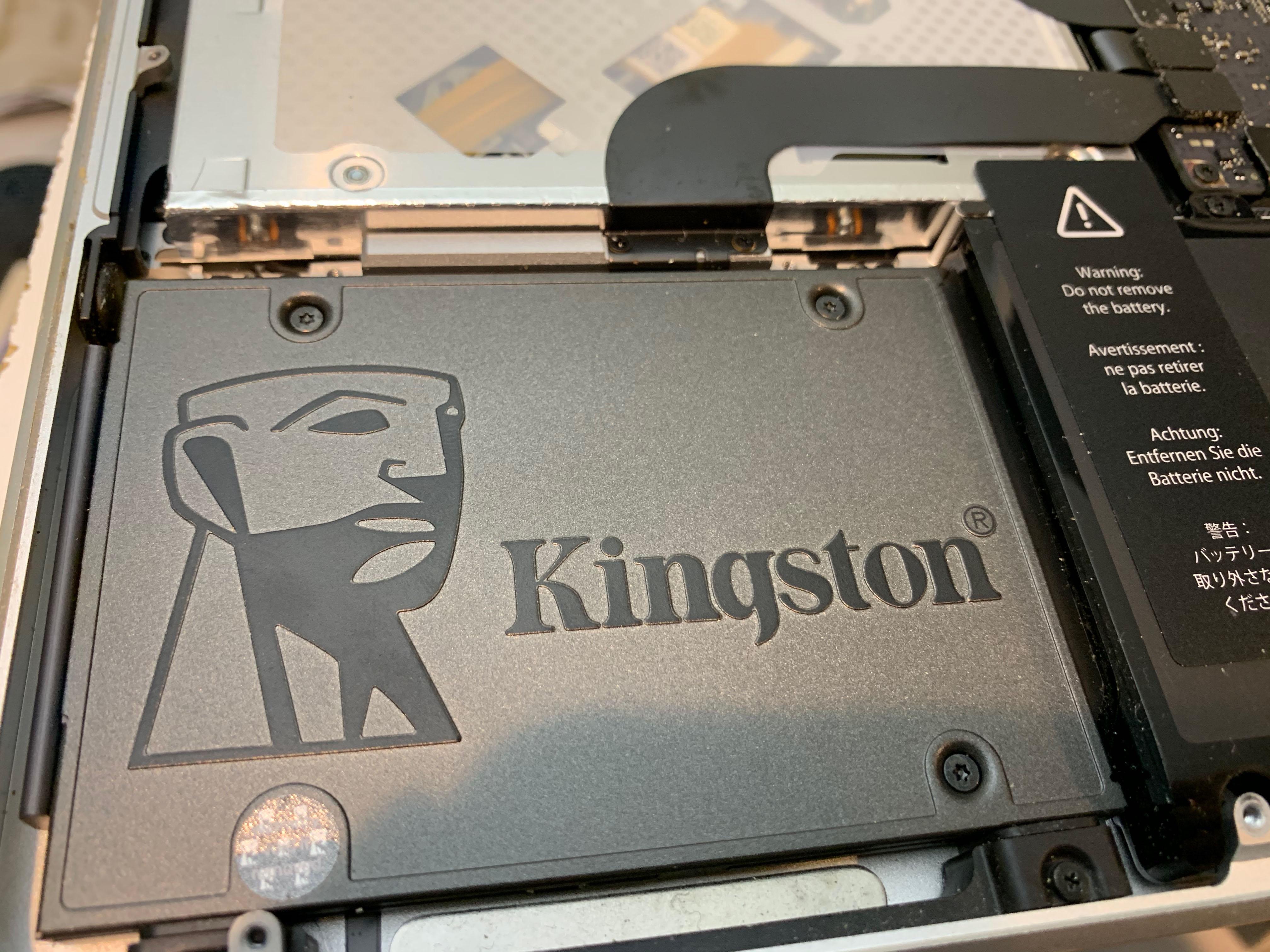 13-inch MacBook Pro SSD